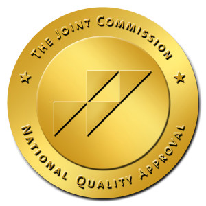 We Received the Gold Seal of Approval from The Joint Commission®